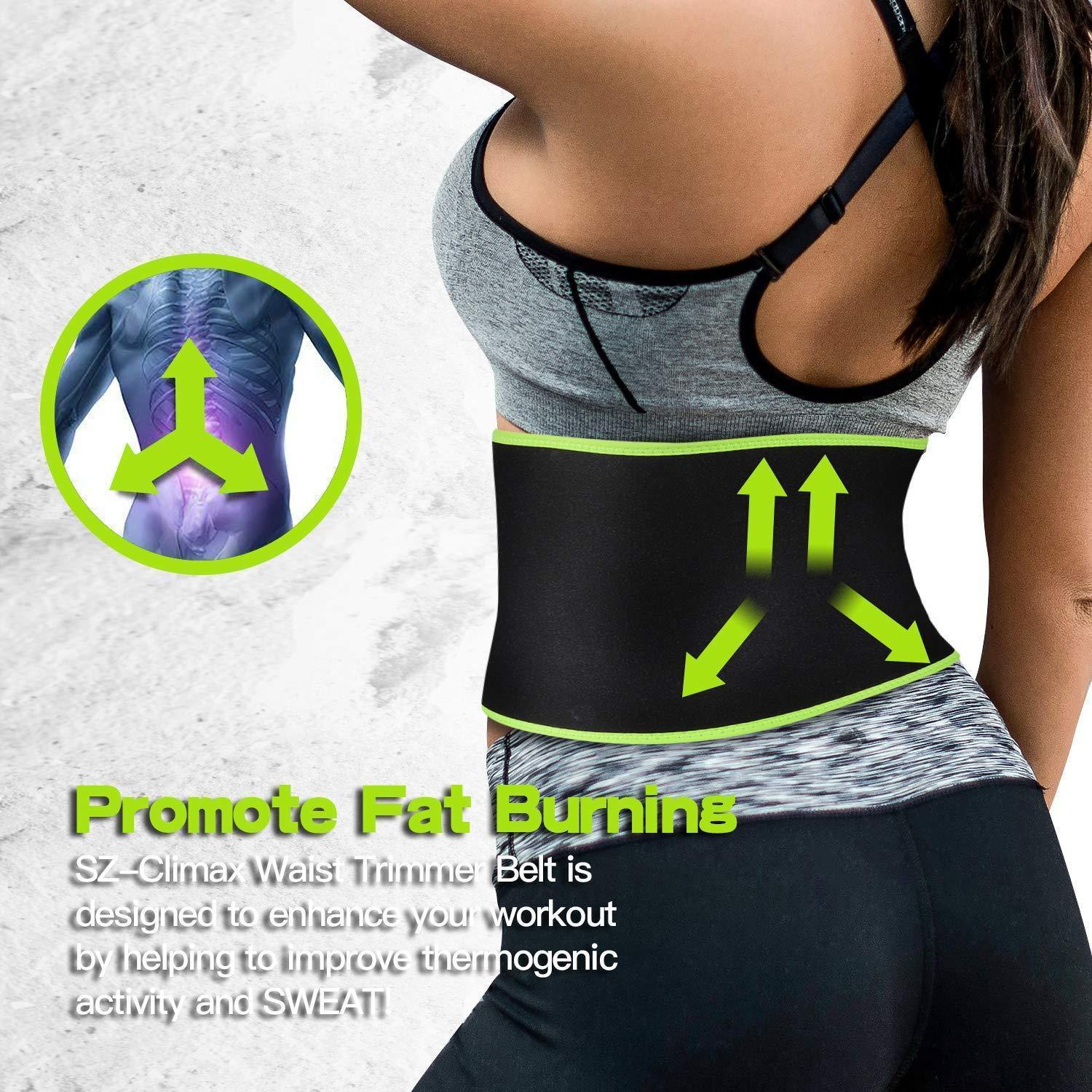 Waist Trimmer Pocket Belt
