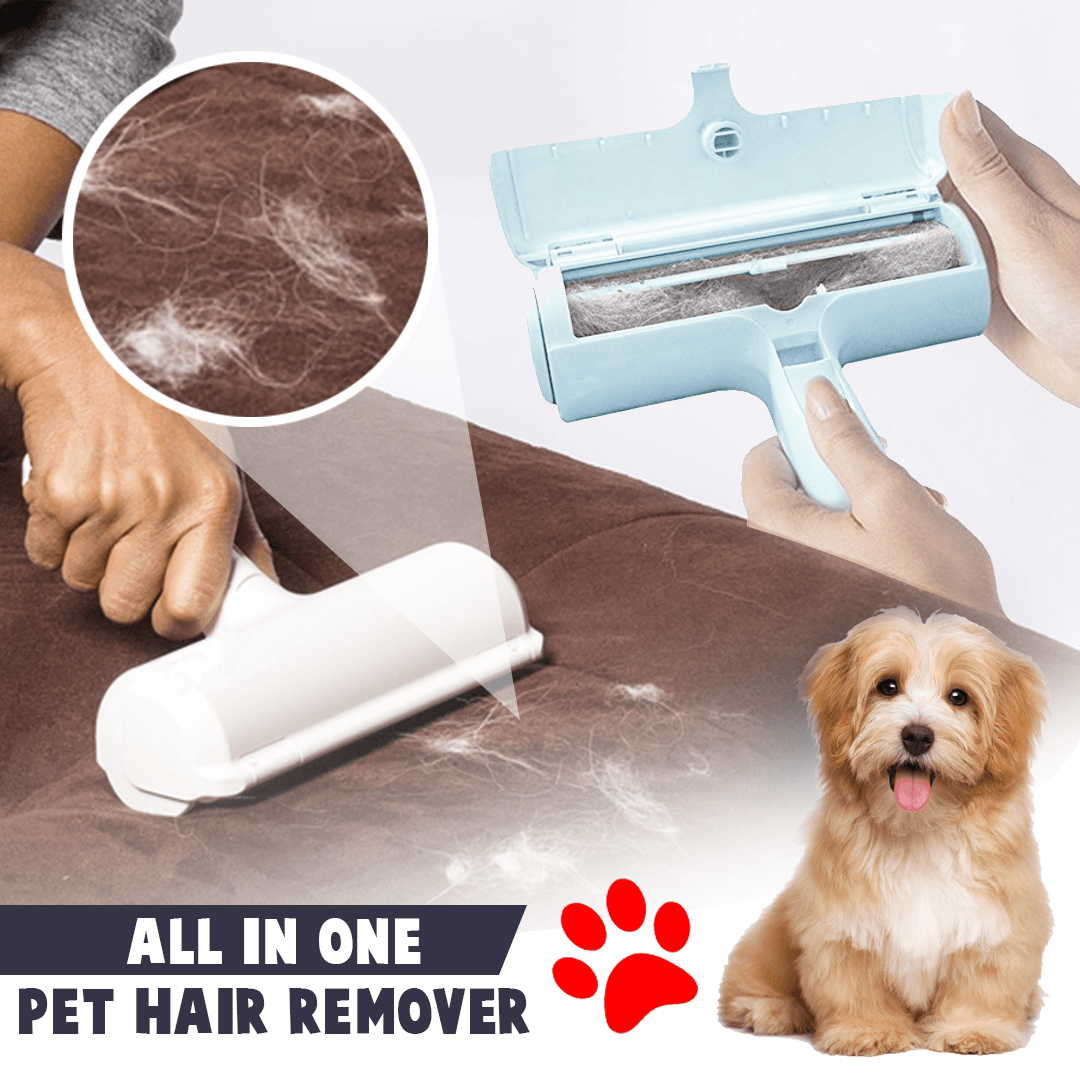 All in One Pet Hair Roller