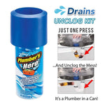 Drains Unclog Kit