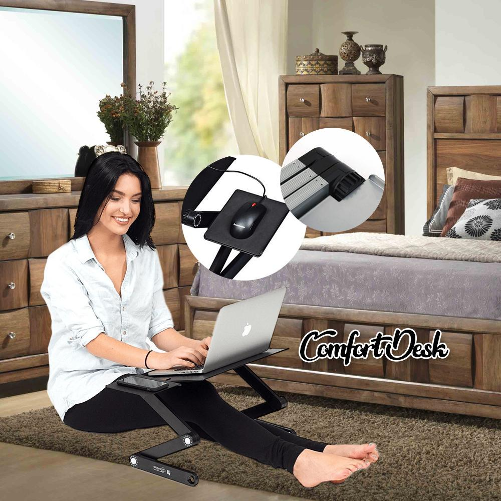 Foldable Comfort Stand Tray Desk