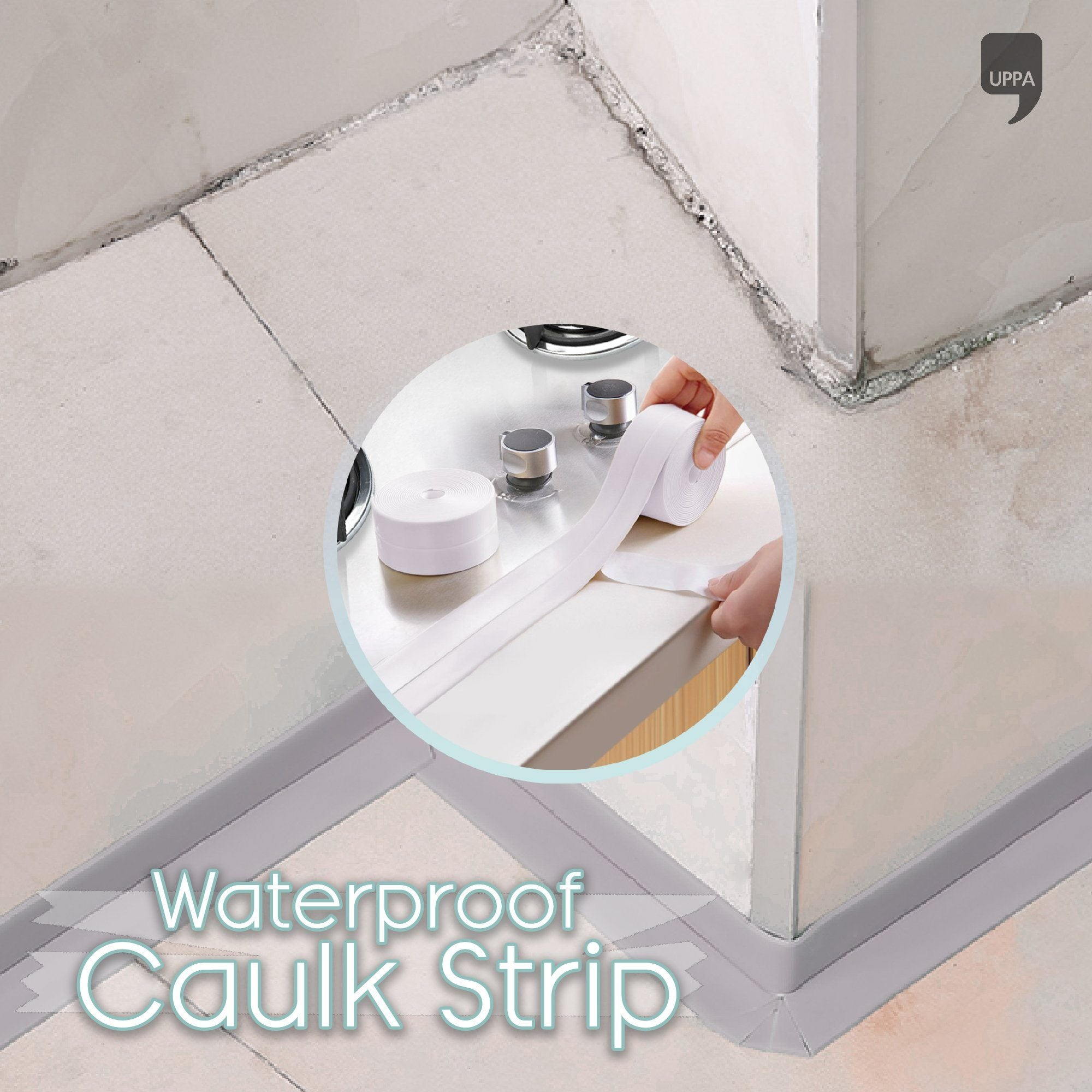 Waterproof Caulk Strip
