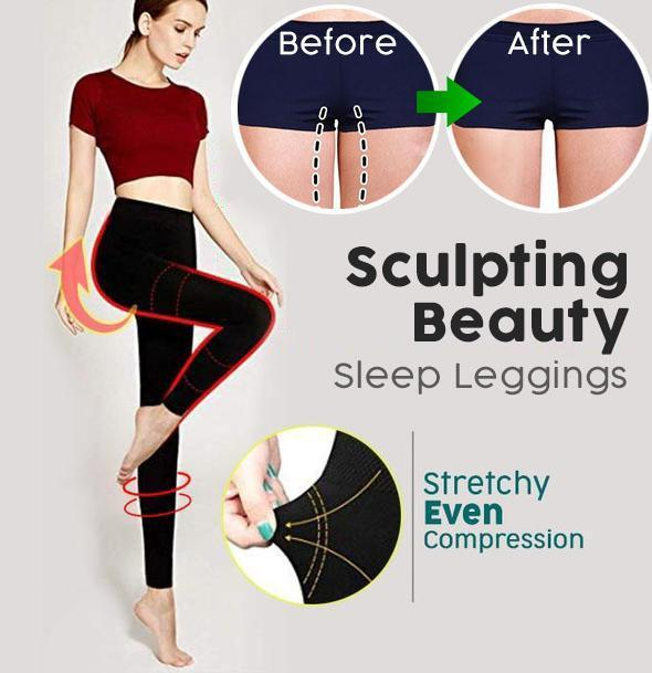 Sculpting Magic Sleep Leggings
