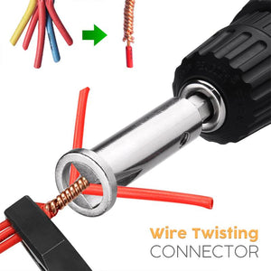 Wire Twisting Connector