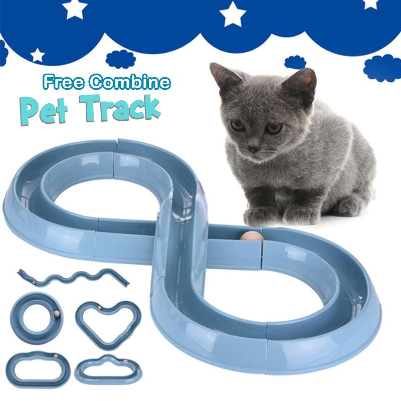 Free Combine Ball Tracing Pet Track