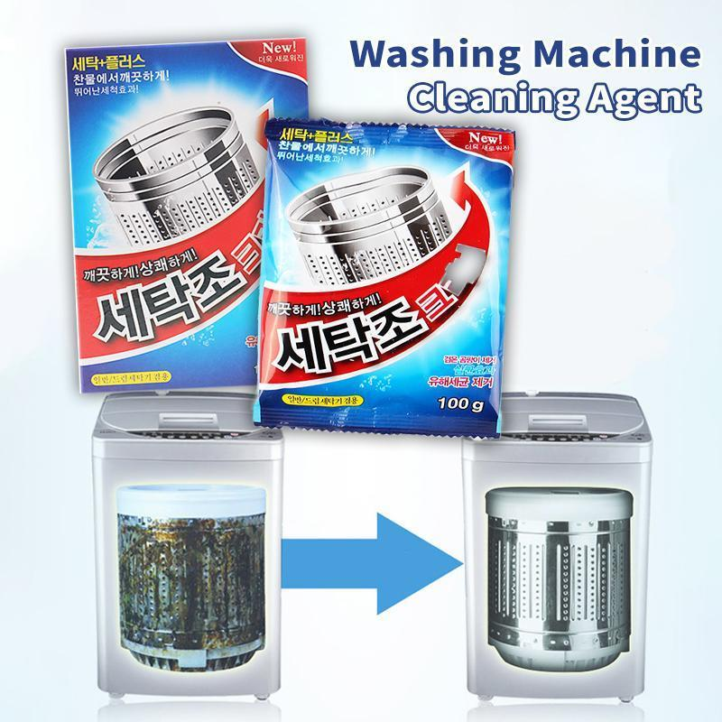 Washing Machine Cleaning Sterilizer