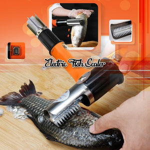 Electric Fish Scaler