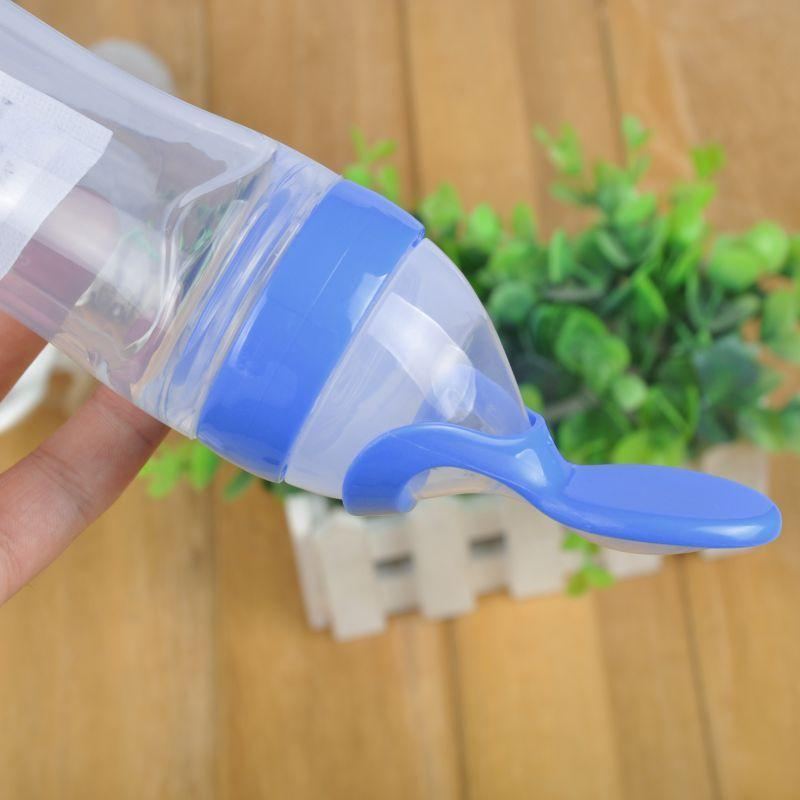 Cute Baby Bottle Squeezer