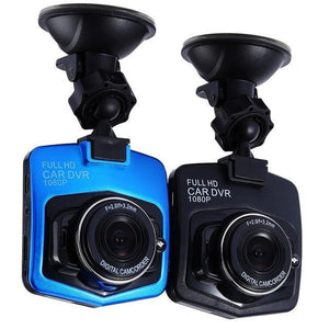 Full HD Car Dashboard DVR