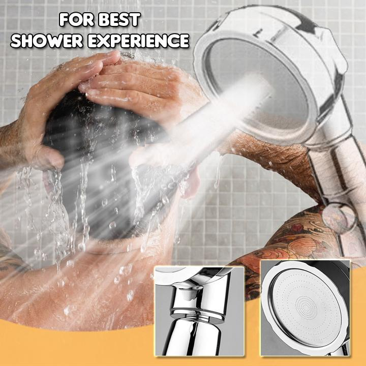 Strongest 3 Mode Shower Head