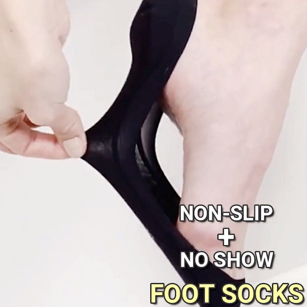 Invisible Low Cut Liner Socks 5pcs