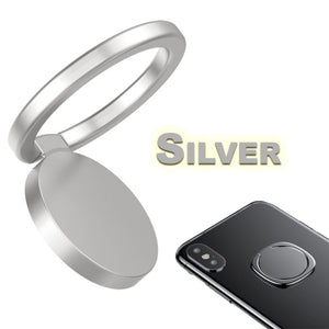 Super-Thin Metal Phone Ring Buckle
