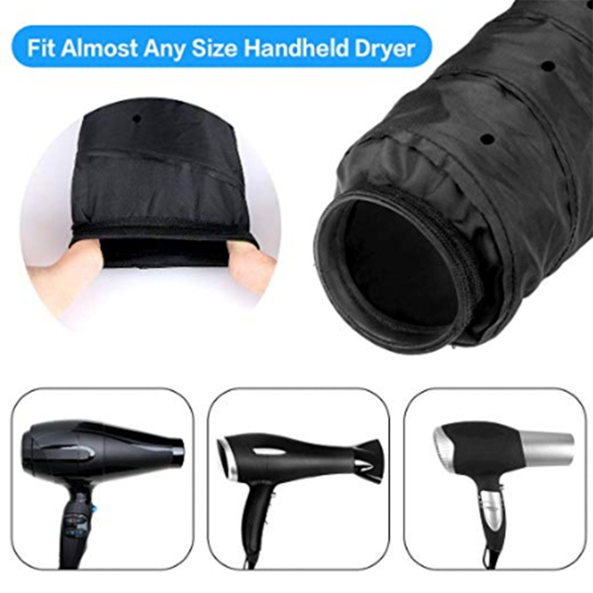 Hooded Hair Dryer Bonnet