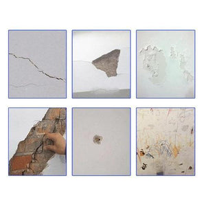 Wall Crack Plaster