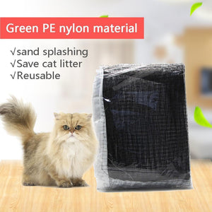 Reusable Cat Litter Mesh Liners