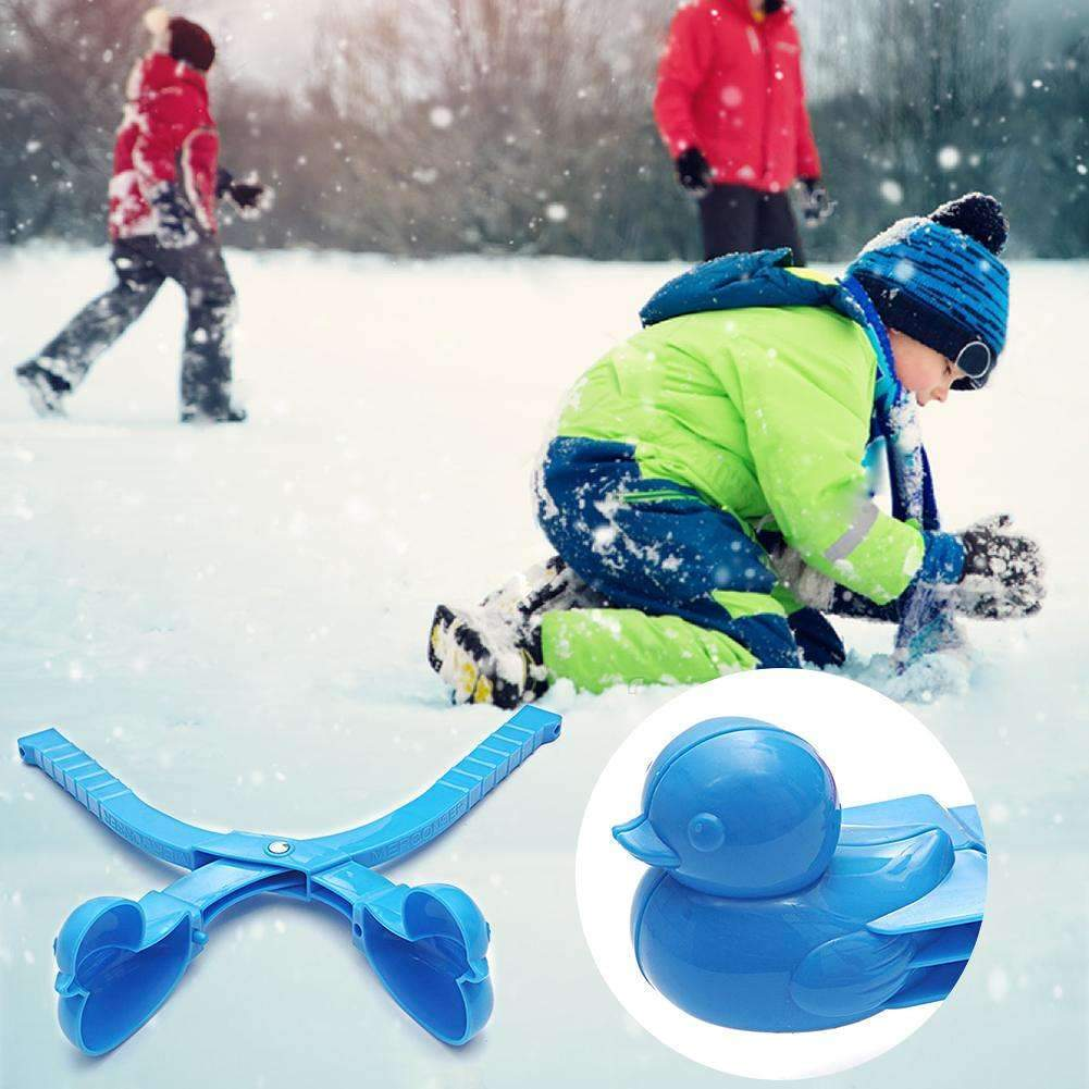 Duck Shape Sand And Snowball Maker