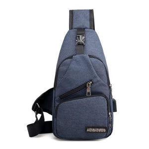 Smart Travel Sling Bag