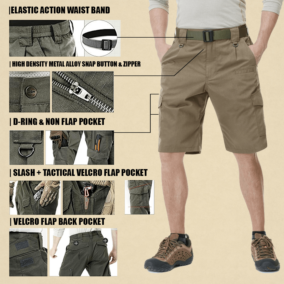 Tactical Waterproof Short