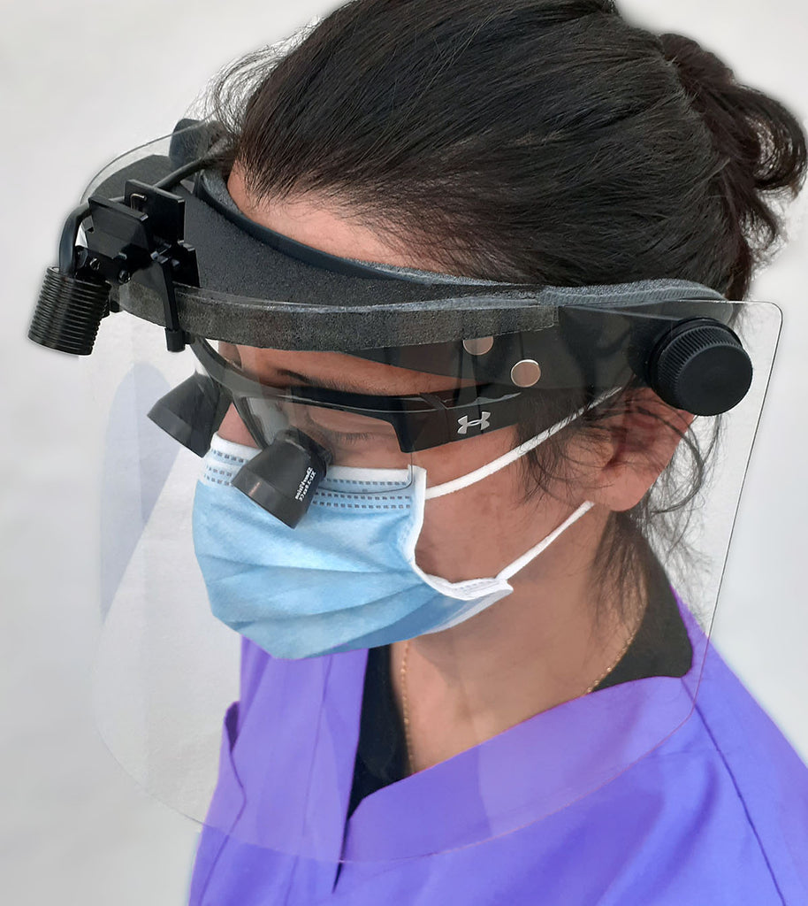 What Should I Consider When Purchasing a Medical / Dental Face Shield?