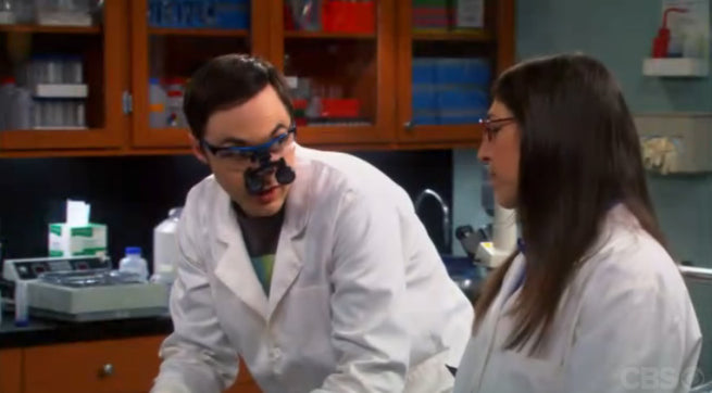 Flashback: SheerVision Surgical Loupes Featured on Big Bang Theory