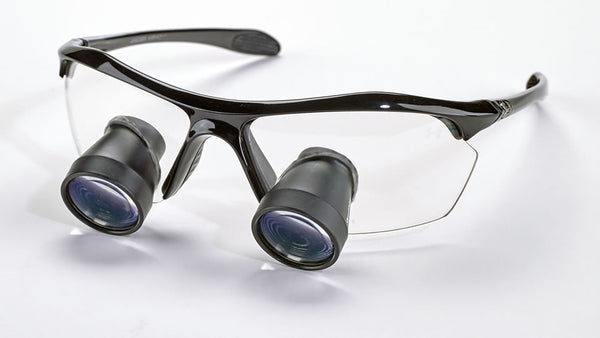 TTL Expanded-Field Loupes: Under Armour Frame