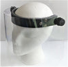 SheerVision SV Side View Loupe-Ready Full-Face Protective Shield - On Dental Loupe & Portable LED Headlight User