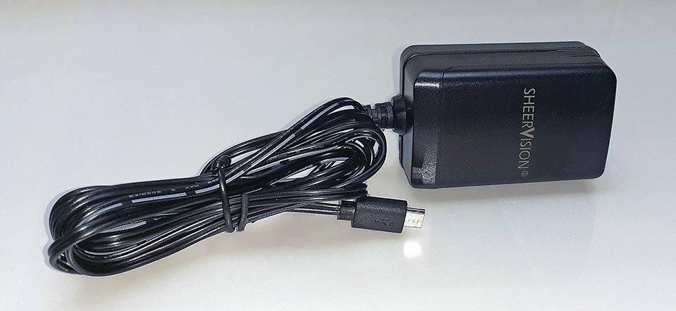 Front View of SheerVision PPB Battery Charger for Dental & Surgical Users