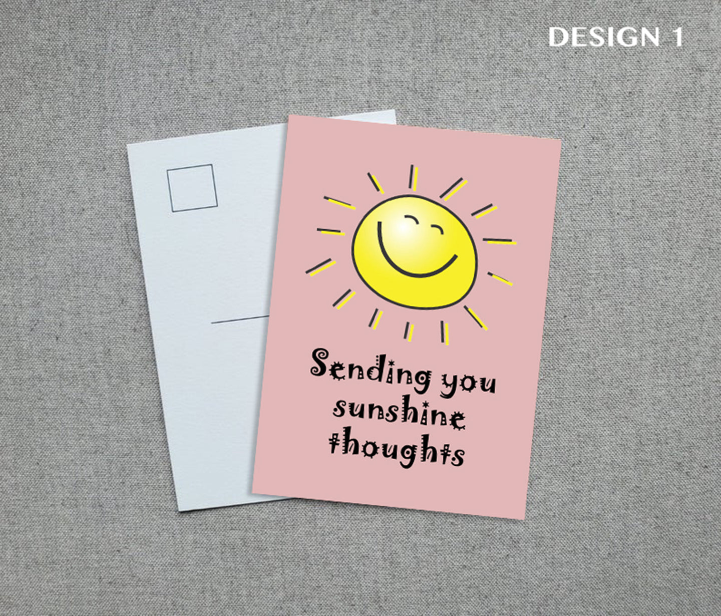 x10 Thinking Of You Postcards, Friendship Cards, Miss You Cards, Postcards