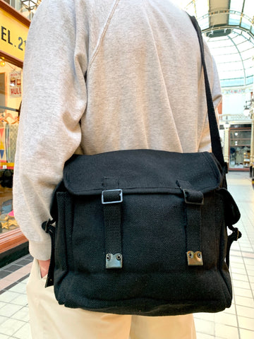 India Side Pack - BLACK