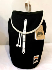 YKRA Sailor Backpack - BLACK