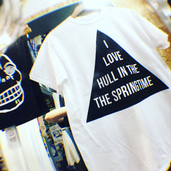 Hull in the the springtime T-shirt
