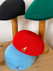 Kangol Tropic 507 Ventair Flat Cap - 4 COLOURS TO CHOOSE FROM !!