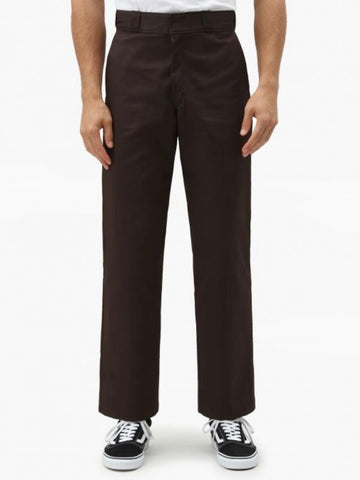 Dickies 874 Work Pant – CHOCOLATE BROWN