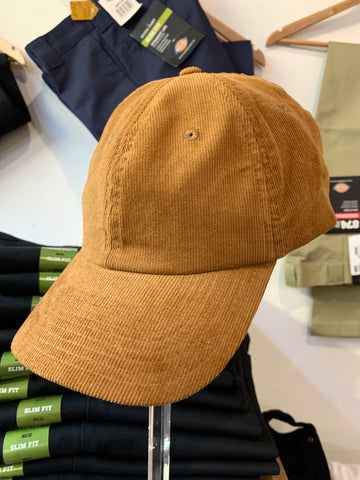 Cord Unstructured Cap