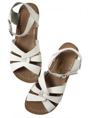 Salt-Water Sandals - Original - WHITE - SALE £55 !! FREE UK SHIPPING !!