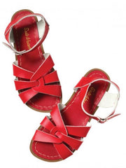 Salt-Water Sandals - Original - RED - SALE £55 !!  FREE UK SHIPPING !!
