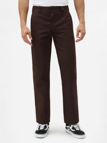 Dickies 873 Work Pant – CHOCOLATE BROWN