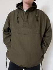 Pullover Smock - OLIVE - FREE UK SHIPPING!!