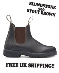 Blundstone - 500 - STOUT BROWN