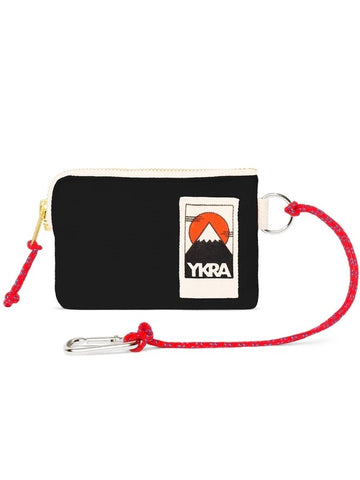 YKRA Mini Wallet - BLACK