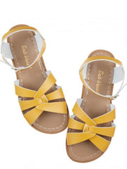 Salt-Water Sandals - Original - MUSTARD - SALE £55 !!  FREE UK SHIPPING !!
