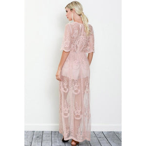 f81d2c09833 Amelia  Romper with Lace Duster – Kingdom of WandHer