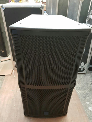 "RCF v-max45 Style Dual 15""inch Top Cabinet"