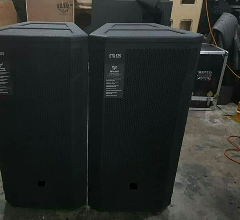 JBL Style STX825 Dual Top Cabinet