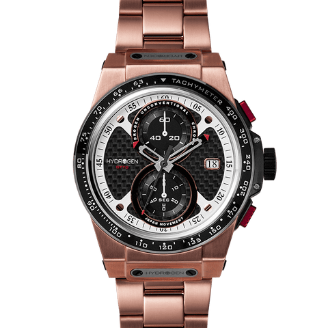 Otto Chrono Rose Gold Link