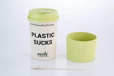 Weety Cup - Treehouse Supply - Plastic free, ecofriendly products