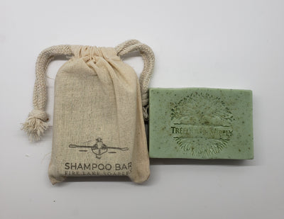 Zero Waste Shampoo Bar - Treehouse Supply - Plastic free, ecofriendly products