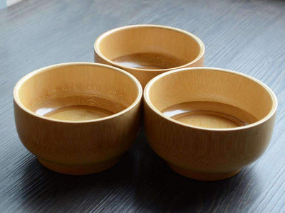 Bamboo Bowl - Treehouse Supply - Plastic free, ecofriendly products