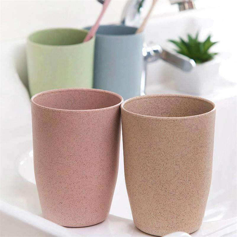 Wheat Straw Cup - Treehouse Supply - Plastic free, ecofriendly products