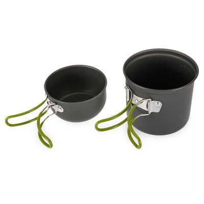 Outdoor Cookware Camping Set - Treehouse Supply - Plastic free, ecofriendly products