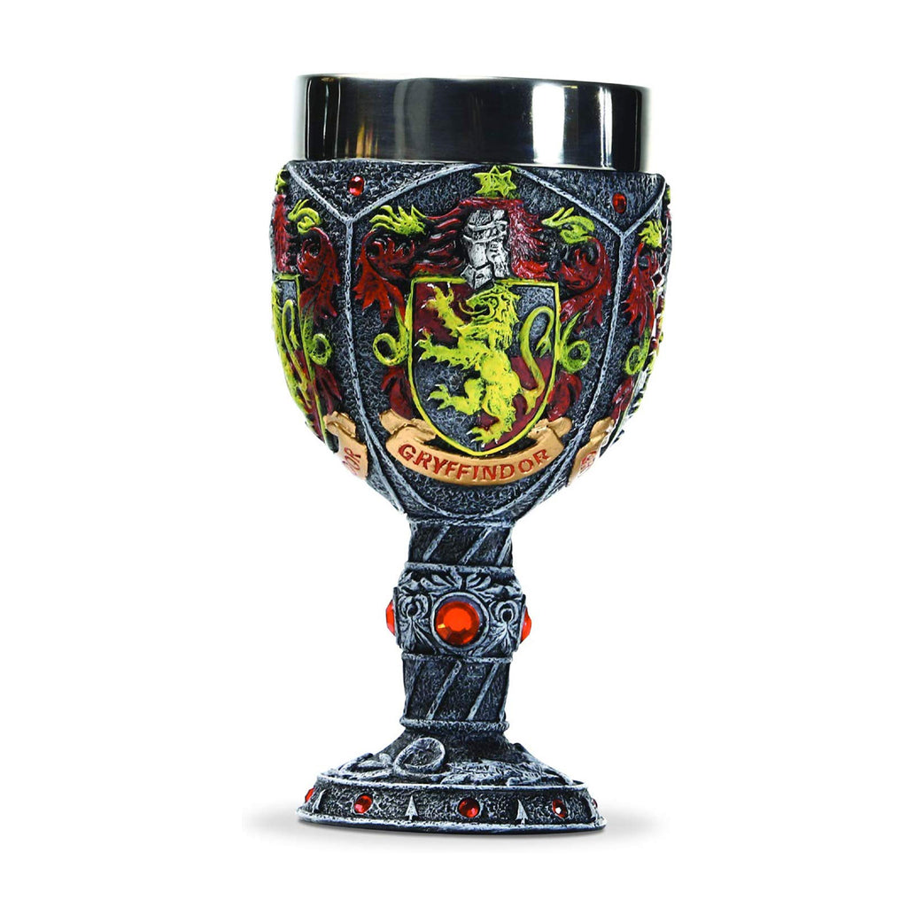 Enesco Wizarding World of Harry Potter Gryffindor Decorative Goblet Figurine